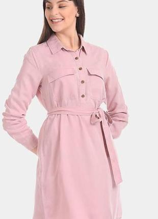 Платье-рубашка gap