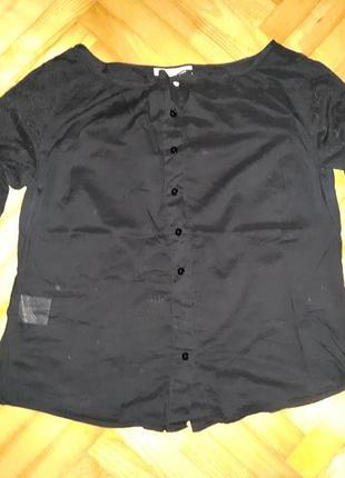 Хлопковая блуза от laura ashley! p.-eur 401 фото