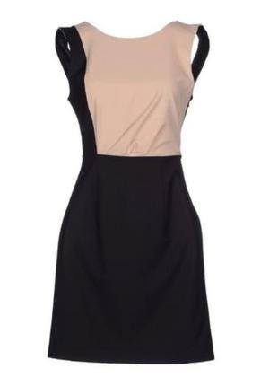Платье,итальянское,с красивой спинкой,аnnaritan