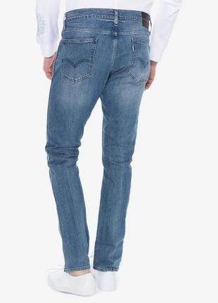 Топовые оригинальные скини джинсы от levi's