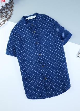 Рубашка h&m на 8-9 лет/134 см