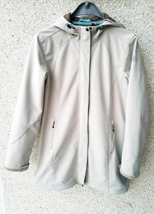 Куртка ветровка icepeak софтшел