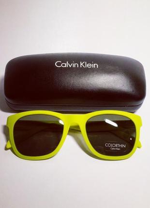 Оригінальні окуляри calvin klein