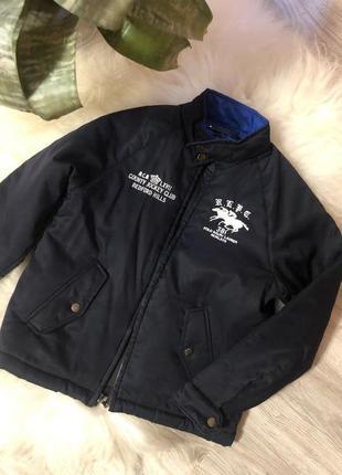 Курточка для хлопчика polo