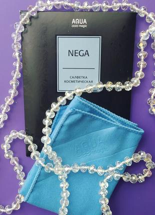 Салфетка косметическая aquamagic nega