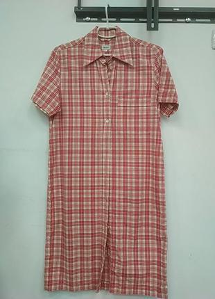 Платье рубашка liberty