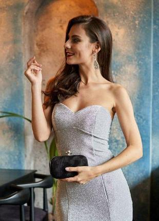 Распродажа  платье люрекс