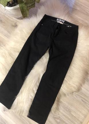 Чорні штани h&m