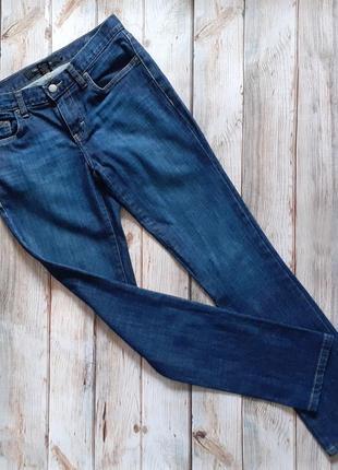 Классические джинсы calvin klein высокая посадка