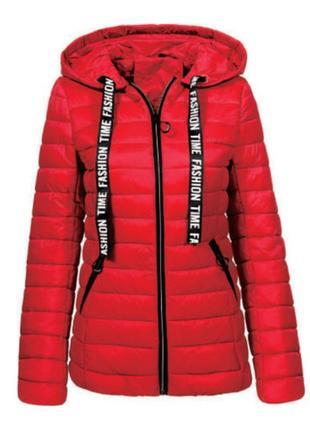 Куртка женская glo-story (весна-осень). новая, размер s (42-44)