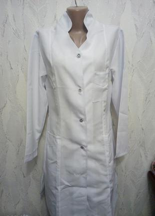 Медицинский халат 48 размера.