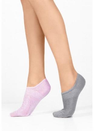 Ультранизкие носочки legs