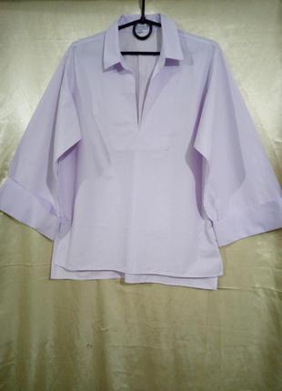 Рубашка, jigsaw, полированный коттон, размер xs