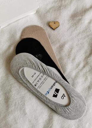 Підслідники короткі шкарпетки носки
