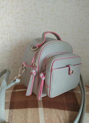 Сумка-рюкзак accessorize🌺