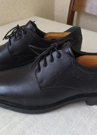 Туфли кожаные gallus (44 размер)