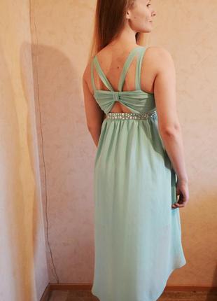 Платье на выпускной вечернее от new look