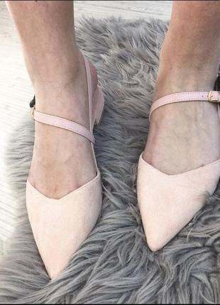 Туфли- мюли