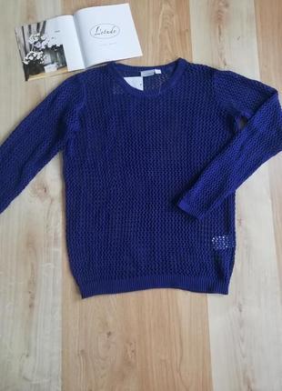 Свитер сеточка, свитер женский пуловер
