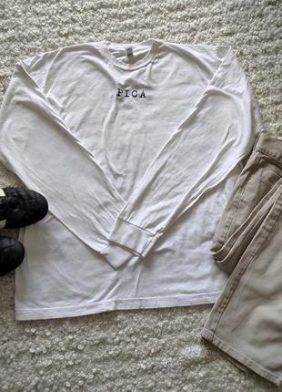 Лонгслив,футболка с длинными рукавами