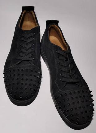 4️⃣0️⃣0️⃣ пар обуви 🥾👢ботинки christian louboutin 100% оригинал, размер 43