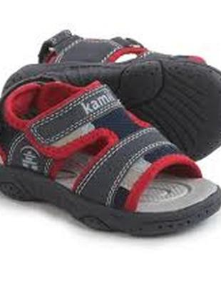 Детские босоножки сандалии kamik