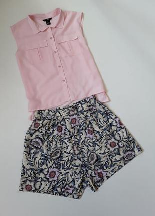 Летние шорты с принтом от h&m