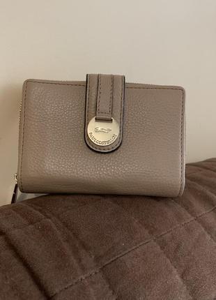 Кошелёк кожа визитница paul costelloe genuine leather