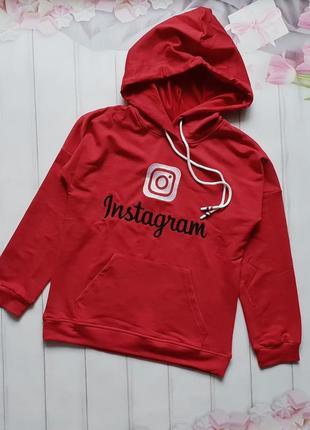 Худи для девочек (instagram)