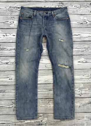 Levi's 501 c джинсы