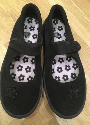 Туфли мокасины для девочки clark's р-р.31, стелька 20,5 см