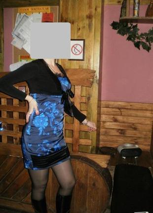 Платье и болеро 46-48р