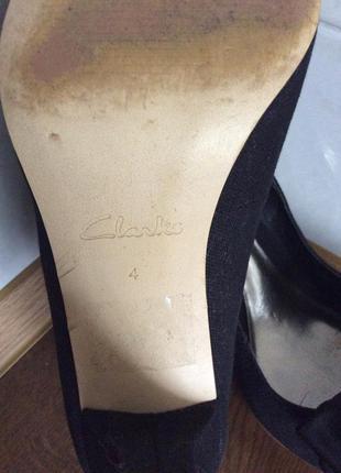 Туфли женские фирмы clarks4