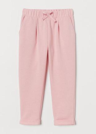 Коттоновые брюки, джоггеры от 3 до 10 лет