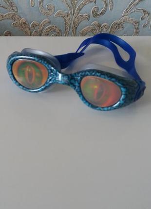 Очки для плавания zoggs sea demon junior