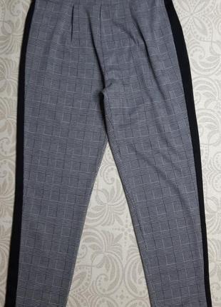 Стильные штаны с лампасом от new look(р.40/12/m,l)