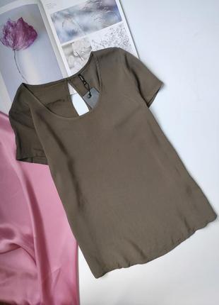 Блузочка only кольору хакі  ❤