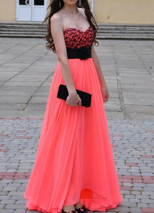 ... Шикарне вечернее выпускное платье 2017 вечірнє випускне сукня плаття2 b86735b080069