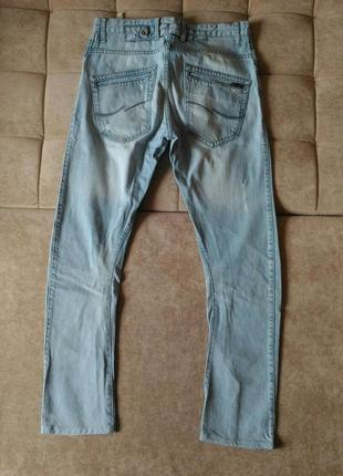Рваные джинсы- бойфренды jack jones, р.311 фото