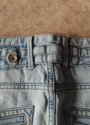 Рваные джинсы- бойфренды jack jones, р.317 фото
