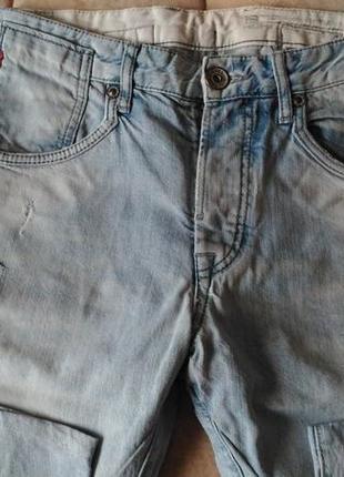 Рваные джинсы- бойфренды jack jones, р.314 фото
