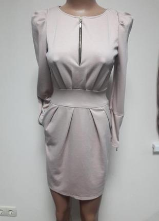 Нежное платье h&m