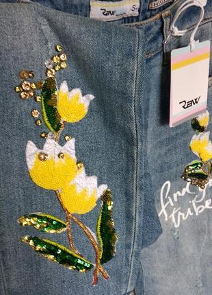 👖 джинсы мом raw provocateur