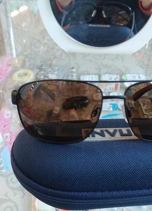 Фирменные солнцезащитные мужские очки тм invu.