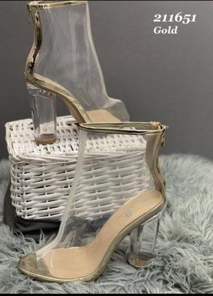 Ботинки силикон