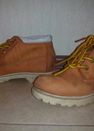 Ботинки timberland waterproof