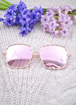 Красивые большие солнцезащитные очки