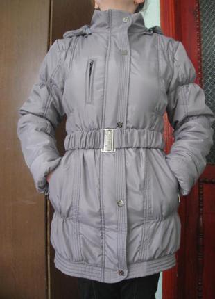Куртка зимняя на синтапоне (очень теплая!)