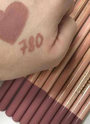 Miss tais 780 карандаш для губ оптом и в розницу