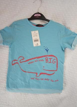 George футболка 80/86, 86/92, 92/98 1-1,5 года